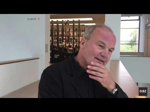 Im Gespräch mit Nikolaus Goetze, Partner bei gmp