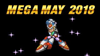Mega Man X2 (SNES) - Mega May 2018