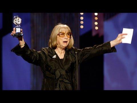 Saying goodbye to Julie Harris