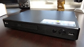 LG BP550 3D Blu-ray Media Player Review