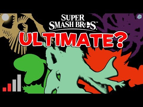 """Super Smash Bros. """"Ultimate"""" ... Or Is It?"""