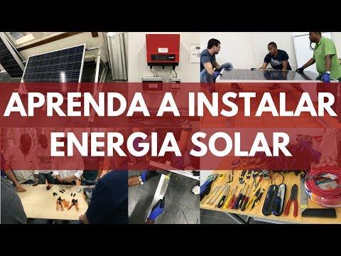 INSTALADOR DE ENERGIA SOLAR FOTOVOLTAICA 100% PRÁTICO