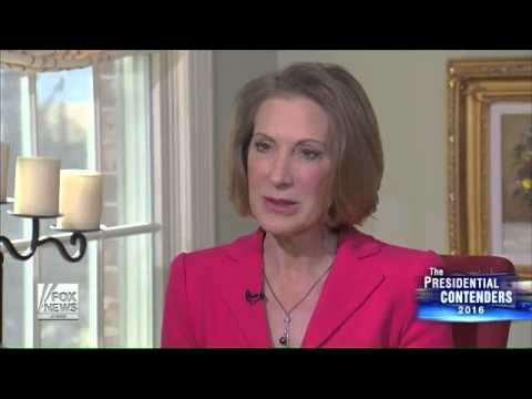 The Presidential Contenders: Carly Fiorina