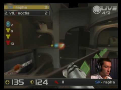 IEM Dubai Quake Live - Rapha vs Noctis 2/3