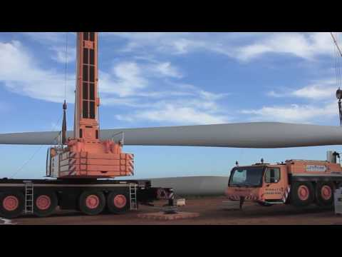 Windhoist   Wind Turbines Installed Worldwide