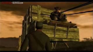 Stagecoach - Chapter #18 - Red Dead Revolver