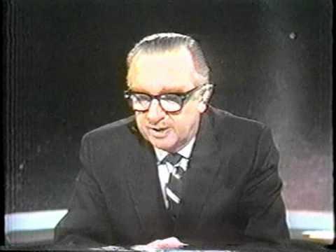Apollo 9 Part 6 CBS News Live Coverage of TV transmission