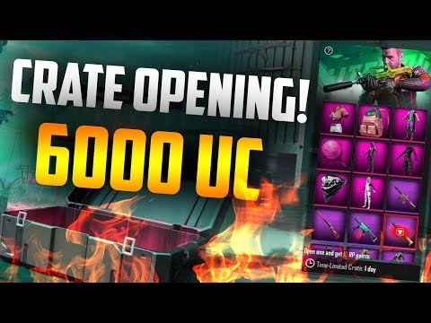 6000 UC Crate
