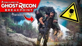 Ghost Recon Breakpoint in REAL LIFE - Rettungsmission | Fritz Meinecke