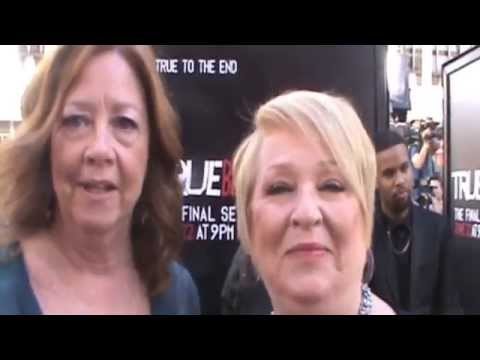 The Ladies of True Blood  Patricia Bethune and Dale Raoul
