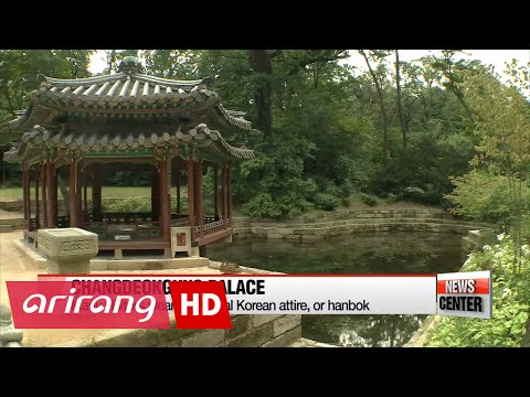 Changdeokgung Palace represents modesty of Joseon-era royals