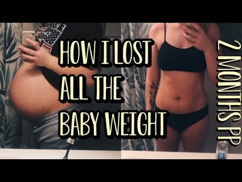 how-i-lost-all-the-baby-weight-and-more-(56lbs)-tips-and-tricks-for-postpartum-weightloss