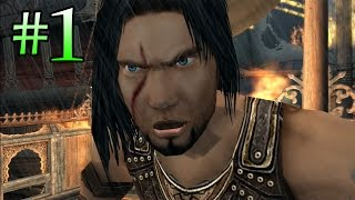 Prince of Persia: Warrior Within Walkthrough - Part 1 (All Life Upgrades) (PS3 HD)