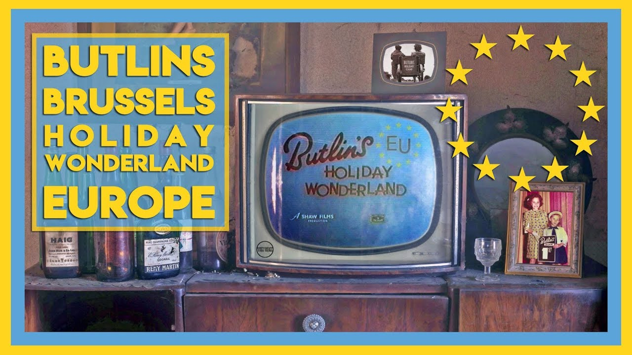 Butlins Brussels Holiday wonderland Europe  | The European Union Butlins Holiday Camp Brussells