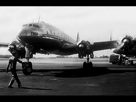 TWA - Trans World Airlines Promo Film - 1947