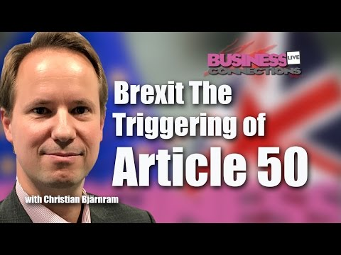 How Will Triggering Article 50 Impact SMEs BCL153