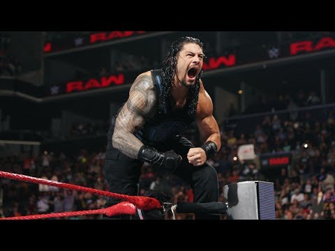 Wwe Ka Ring Gangland Banya By Mankirt Aulakh On Roman Reigns