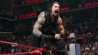 WWE KA RING GANGLAND BANYA BY MANKIRT AULAKH ON ROMAN REIGNS