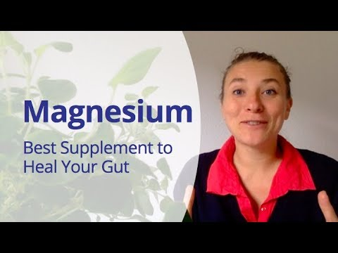 What's The Best Magnesium Supplement For Healing Your Gut?