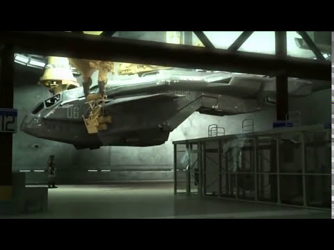 Halo 3 Landfall Live Action Odst Short Movie Youtube