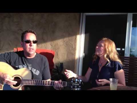 Jezebel by Natalie Merchant performed by Ryan Tracy and Anitra Carr at the Lake - COVER mp3