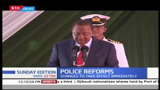 Police reforms | SUNDAY EDITION