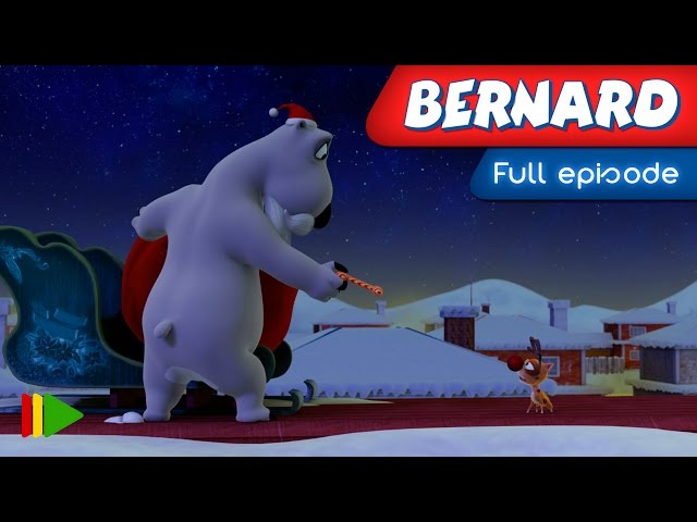 Bernard Bear - 95 - Merry Christmas