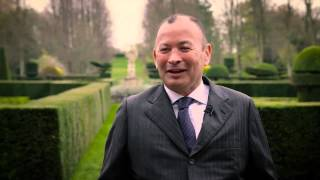Eddie Jones on playing style, overseas players, captaincy and central contracts | Rugby Video
