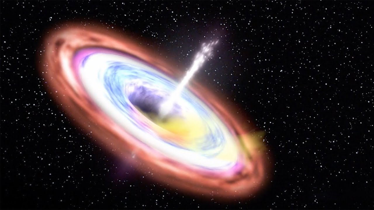 Shedding light on black holes | Space | EarthSky