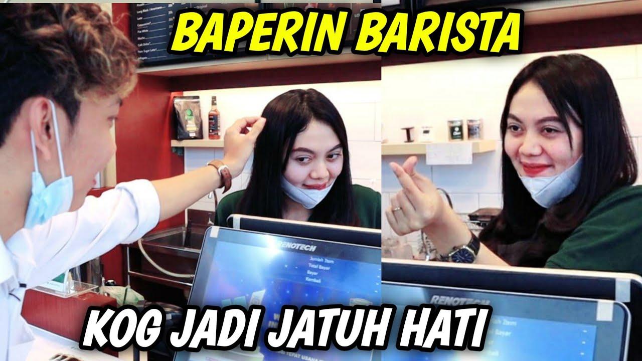 GOMBALIN BARISTA TERBARU - JADI BAPER GINI