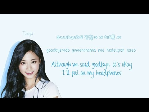 TWICE (트와이스) Headphone 써 Lyrics (Color Coded Han|Rom|Eng) | By Soshi Lyrics