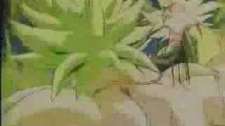 dbz broli  crazy frog techno