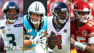 NFL Power Rankings: Pat Mahomes, Christian McCaffrey among MVP candidates after Week 6 | NBC Sports