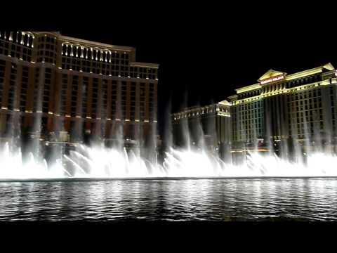 Viva Las Vegas - Fontes Bellagio - Setembro 2011 - Nevada - HD