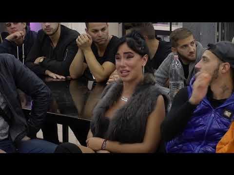 Zadruga 2 - Aleksandra plače nakon snimka gde David priča sa Lunom o njihovoj vezi - 02.11.2018.