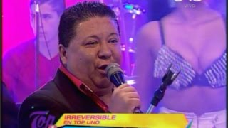 VIDEO: JUAN CARLOS ARANDA - SHOW ABRIL DE 2015 (en Vivo Top Uno) - IRREVERSIBLE EN VIVO