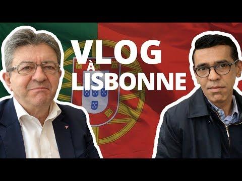 VLOG - À Lisbonne, lancement d'un mouvement européen