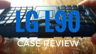 LARCADE Armor Case for LG Optimus L90 (Review) | SoleilTech