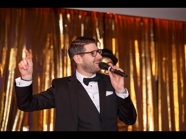 Simon Robertson Host and Compere Showreel 2019 (no contact details)