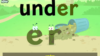 Nessy Spelling Strategy | er ir ur Words | Learn to Read