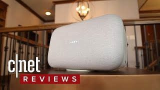 Google Home Max review: A Google speaker built to rock