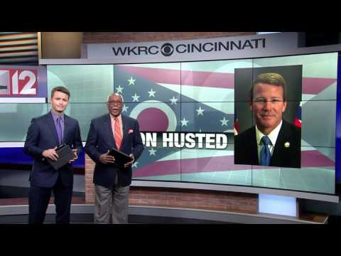 After making bid for governor, Husted visits Tri-State on campaign trail