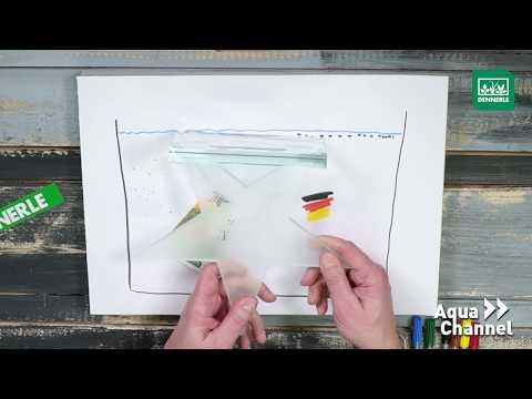 Cleanator - Aquarienscheiben putzen leicht gemacht! | DENNERLE