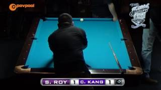 #7 • Shawn ROY vs Chee KHANG • 48th Terry Stonier 9-Ball thumbnail