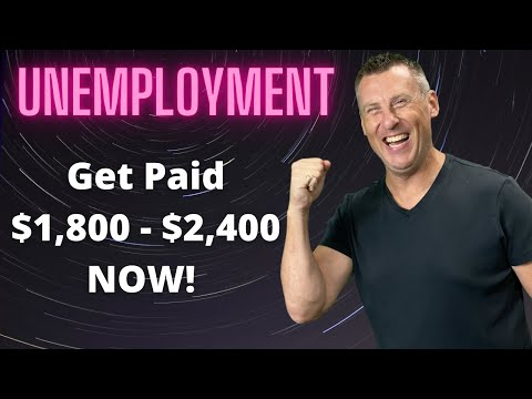 Unemployment Update 9-17-20: Weekly Jobs Report States Pay $1,800 And $2,400 Unemployment Benefits