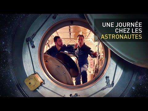 Axolot hors-série #1 : Une journée chez les astronautes (feat. Julien Josselin)