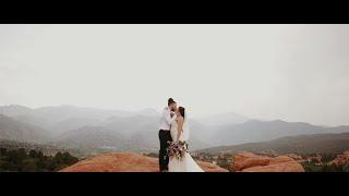 ANAHI + LUCIANO | Wedding Film | Garden of the Gods | Colorado