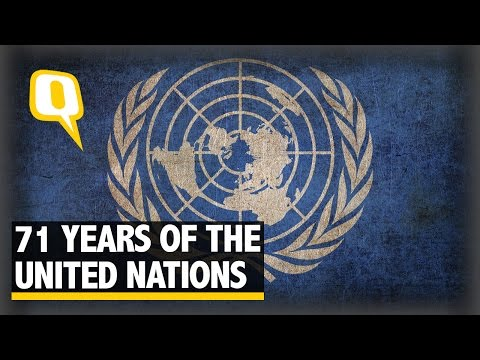 The Quint: This Day in History, United Nations Organisation Was Born