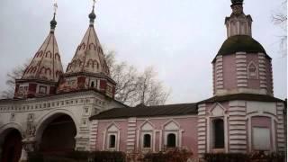видео Золотое кольцо России. Достопримечательности города Суздаль.