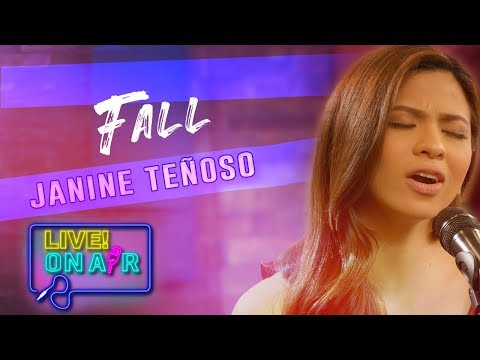 Janine Teñoso — Fall | LIVE! On Air